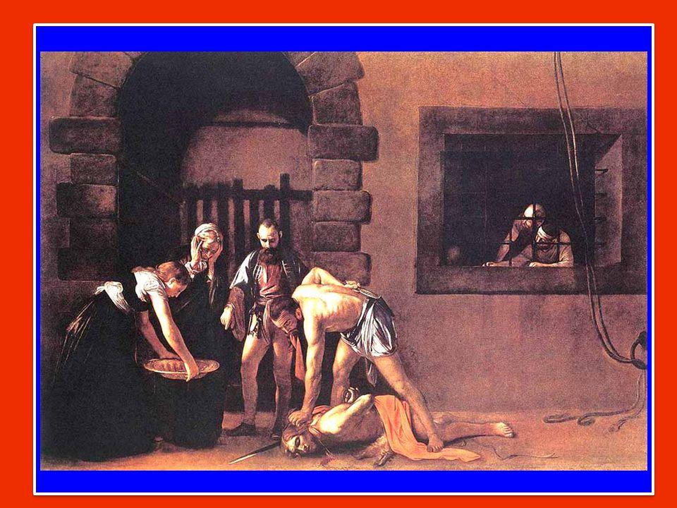 Come ultimo atto, Il Battista testimonia con il sangue la sua fedeltà ai comandamenti di Dio, senza cedere o indietreggiare, compiendo fino in fondo la sua missione.