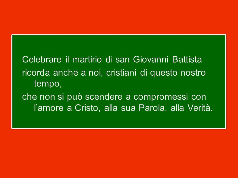 Ma Giovanni Battista non è solo uomo di preghiera, del contatto permanente con Dio, ma anche una guida a questo rapporto.
