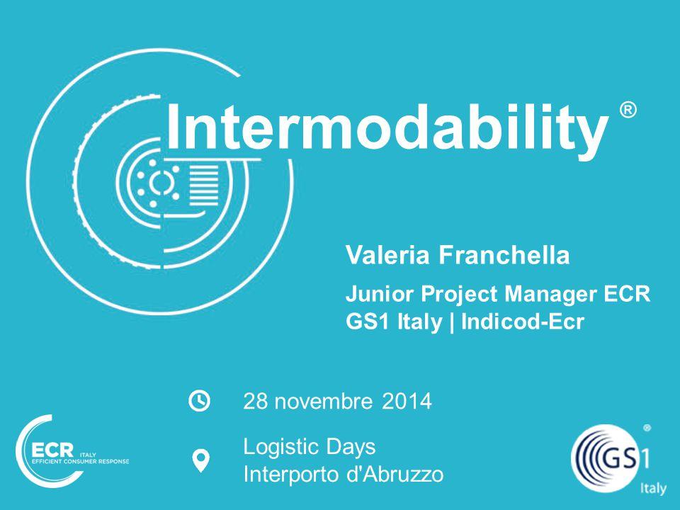 Logistic Days – Interporto d Abruzzo | 28 novembre 2014 2