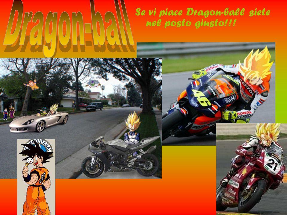 Se vi piace Dragon-ball siete nel posto giusto!!!