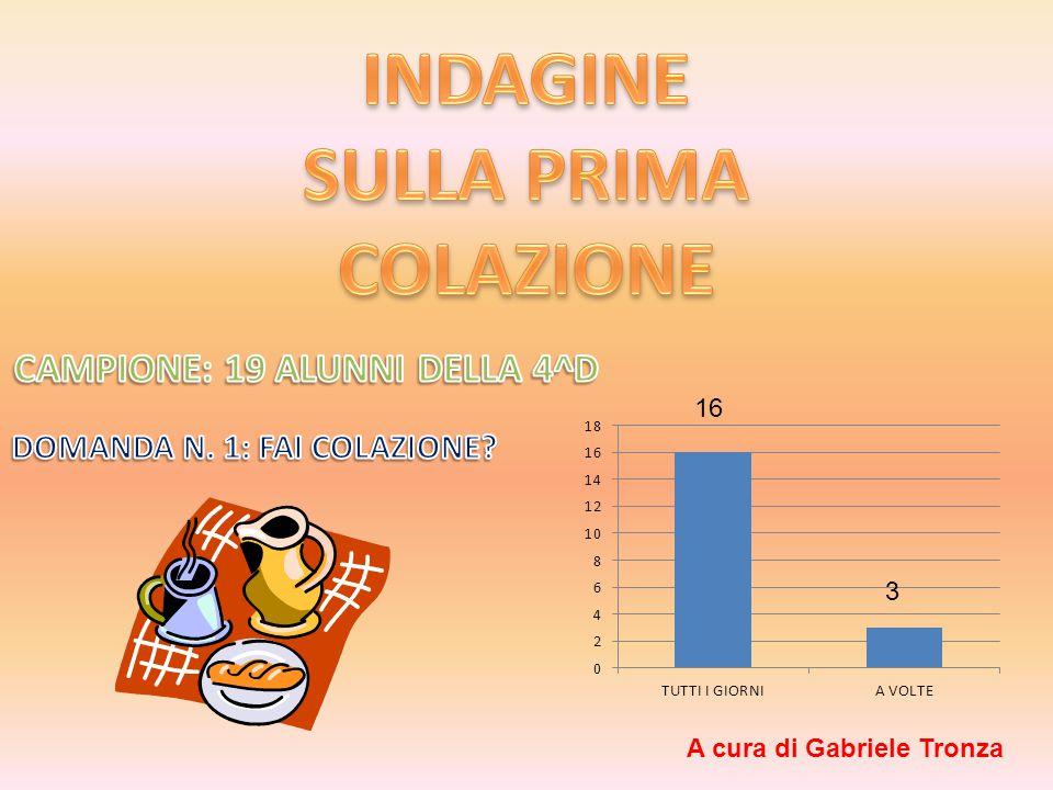 16 3 A cura di Gabriele Tronza