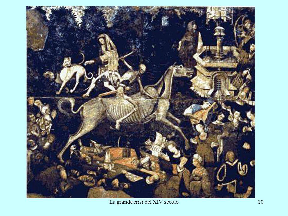 La grande crisi del XIV secolo10