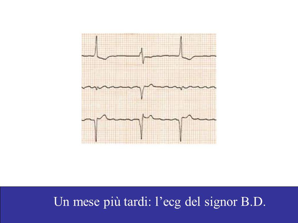 Fattori di rischio tromboembolico Punteggio attribuito a singolo fattore Punteggio CHA2DS2-VASC complessivo Rischio di ictus annuo rapportato al punteggio complessivo 000% C Scompenso cardiaco congestizio/disfunzione ventricolare sinistra (<40%) 111.3% H Ipertensione arteriosa 122.2% A2A2 Età ≥75 anni 233.2% D Diabete mellito 144.0% S2S2 Ictus/TIA/tromboembolismo 256.7% V Malattia vascolare –pregresso infarto miocardico, arteriopatia periferica, placca aortica 169.8% A Età 65-74 anni 179.6% SCSC Sesso femminile 1 86.7% 915.2% Lip GYH et al.