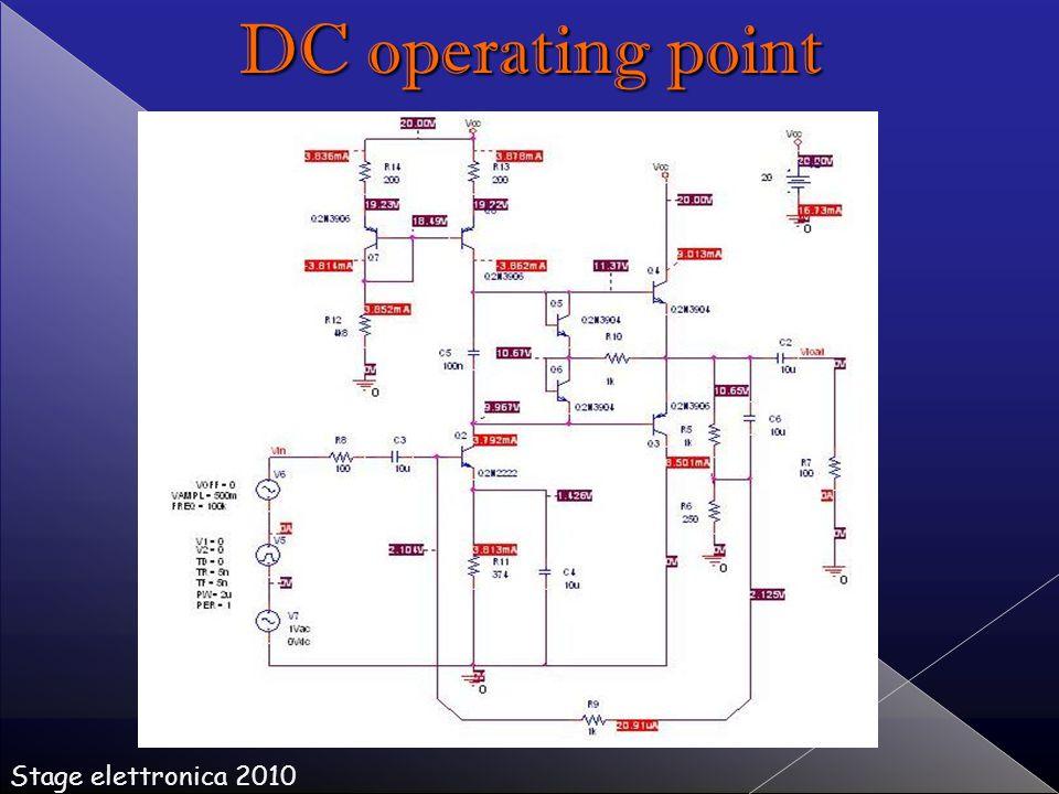  Variando la temperatura si ottengono diverse caratteristiche del diodo, perché la tensione sulla giunzione diminuisce di 2.2mV per grado centigrado.