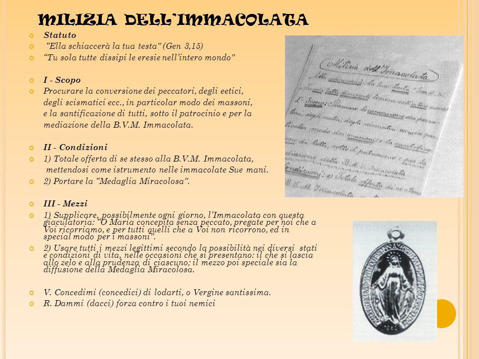 Tornato in Polonia, Massimiliano capì subito l importanza dei nuovi mezzi di comunicazione sociale.