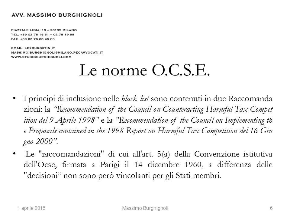 La disciplina Italiana: artt.