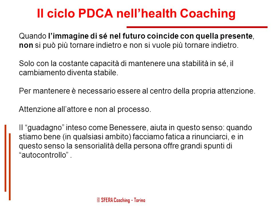 © SFERA Coaching - Torino