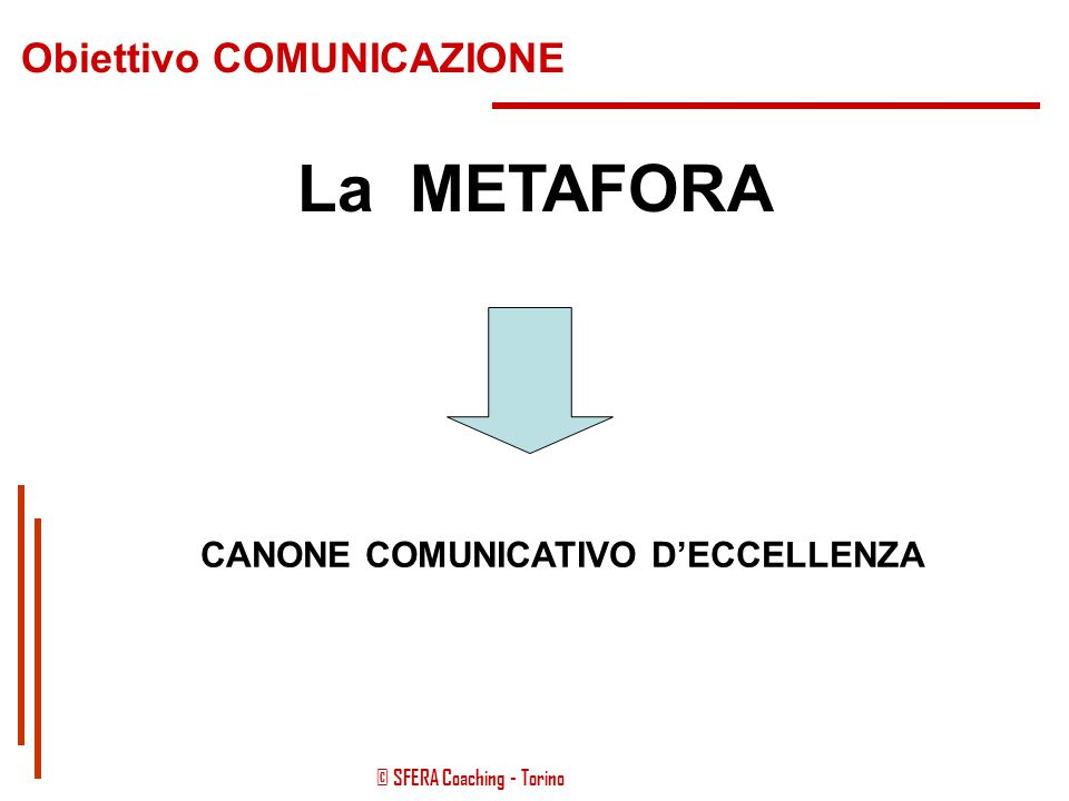 """© SFERA Coaching - Torino """"Buongiorno… Qual buon vento?..."""" """"È venuta qui da me… per cercare di risolvere un problema, è corretto?..."""" """"fare un passo"""