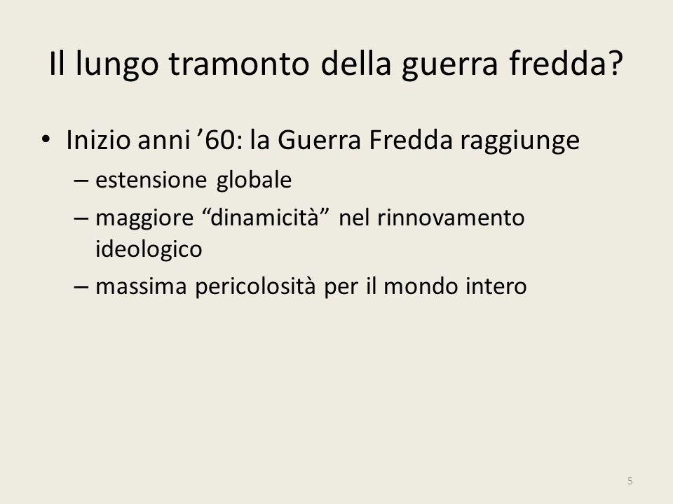 126 La stagione dei G7 Viene invitata anche l'Italia per questioni di prestigio politico, il Canada per ragioni di coesione atlantica, e il Giappone in onore allo schema tripolare (Stati Uniti-Europa- Giappone e Sudest asiatico) Primo obiettivo: infondere fiducia di fronte all'opinione pubblica e al mondo degli affari sulla ritrovata coesione atlantica e sulla risolutezza nella lotta al declino economico (gli aspetti simbolici sono ritenuti molto importanti)