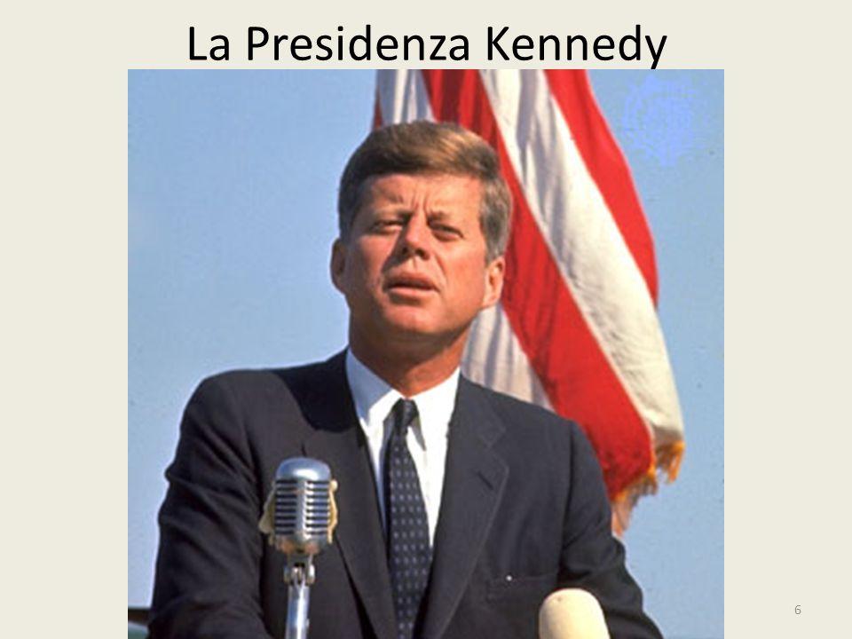 La Presidenza Kennedy 6