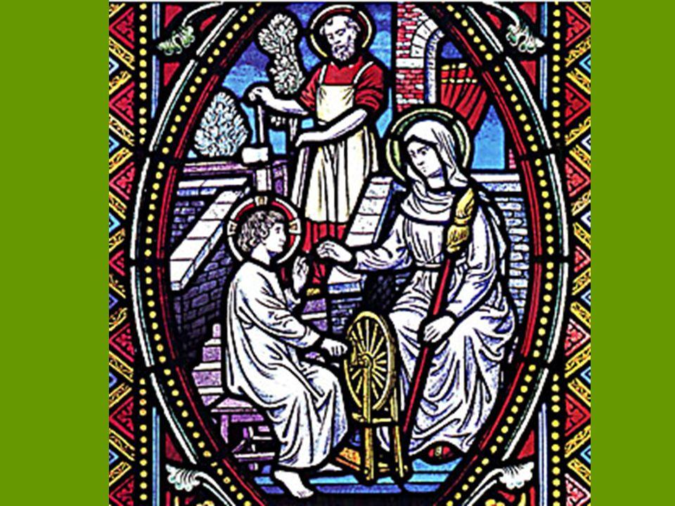 Questa immagine di Maria che ci dona san Luca presenta la Madonna come modello di ogni credente che conserva e confronta le parole e le azioni di Gesù, un confronto che è sempre un progredire nella conoscenza di Gesù.