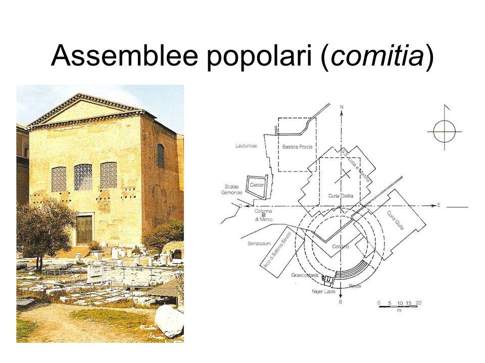 Zecca di Roma Denario di argento del 55 a.C.