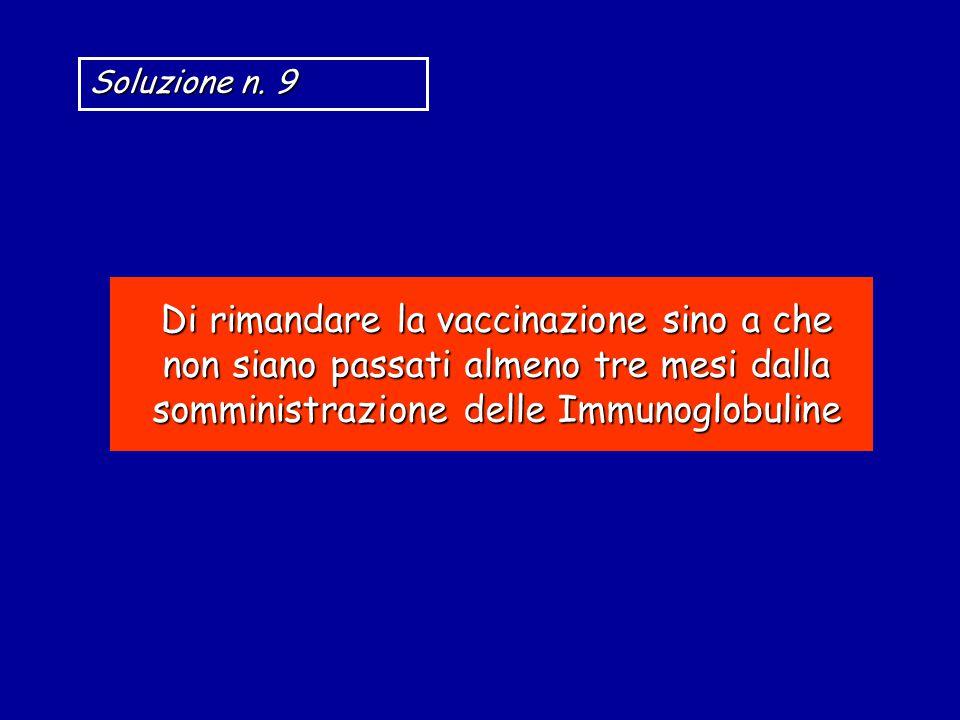 Soluzione n. 9