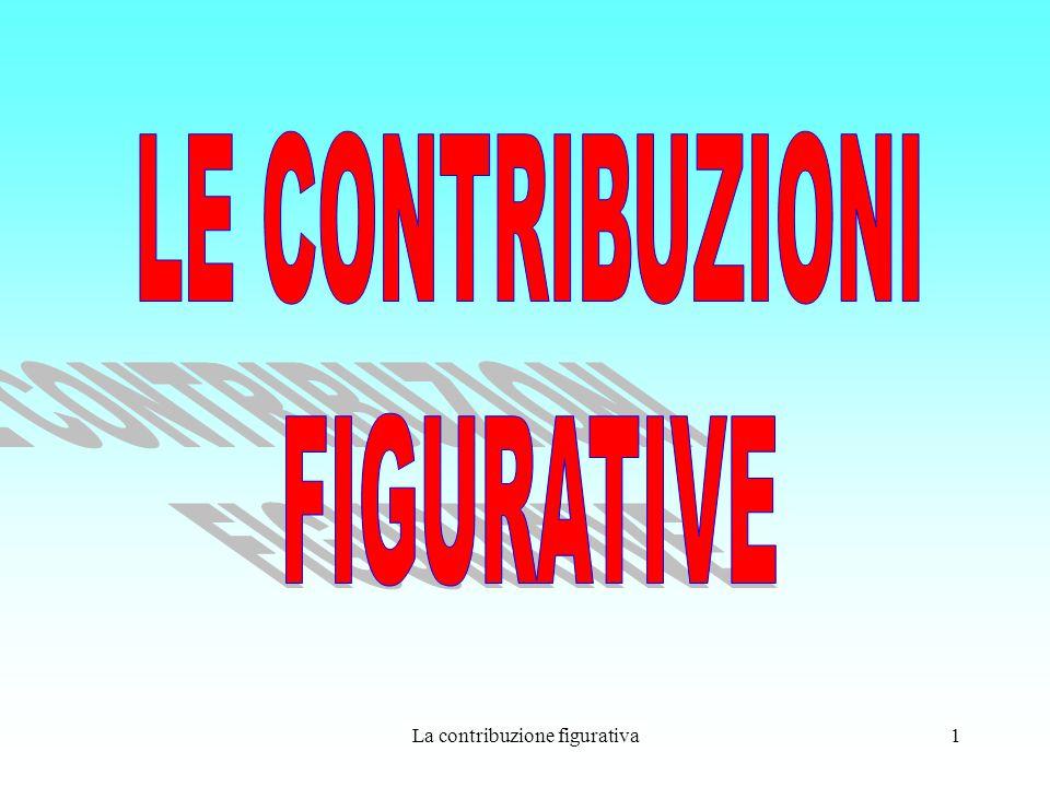 La contribuzione figurativa22 MATERNITA' fuori dal rapporto di lavoro accredito a domanda (DLGS 151-2001 T.U.