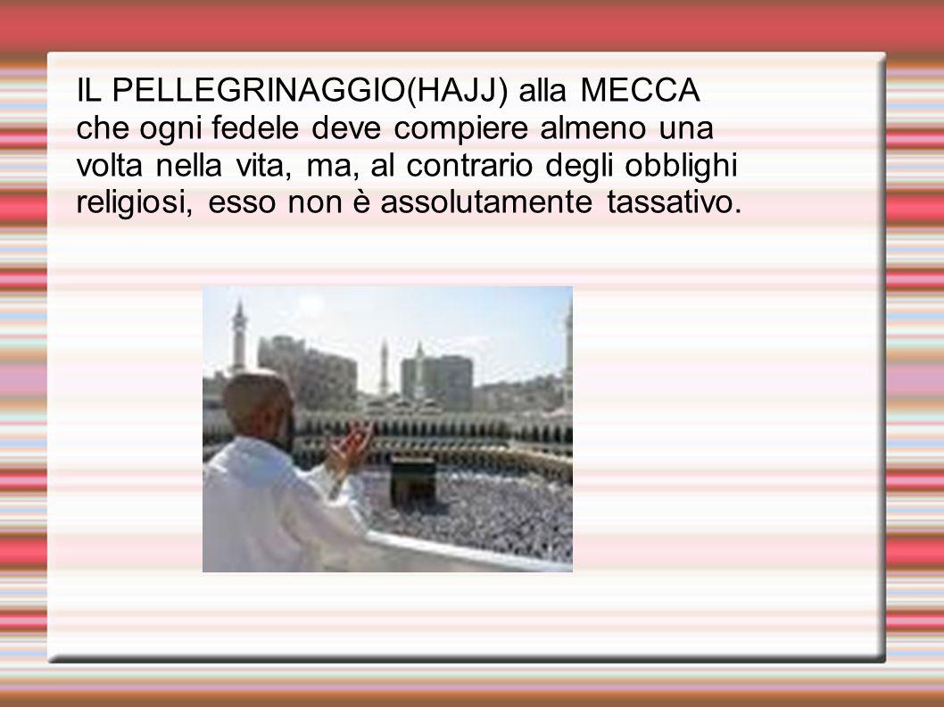SA L'ELEMOSINA LEGALE(ZAKAT) per i poveri bisognosi, raccomandata dal CORANO:''Non diventerete mai virtuosi se non darete l'elemosina una parte di cui
