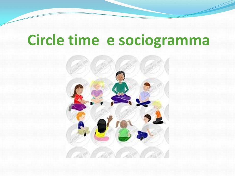 Circle time e sociogramma