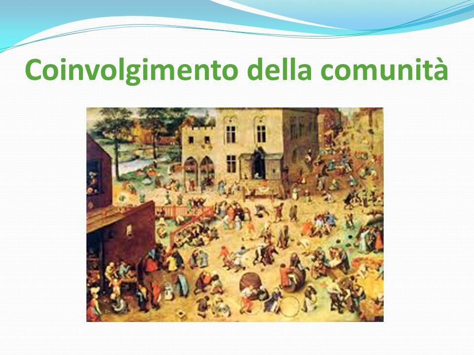 Coinvolgimento della comunità