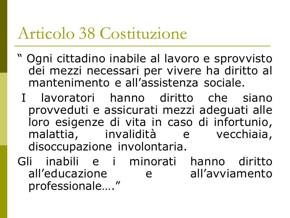 Definizione di invalido civile (Art.2 Legge n. 118/1971 e art.