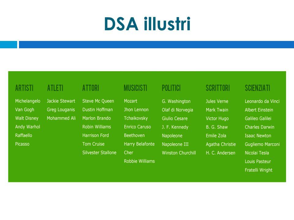 DSA illustri