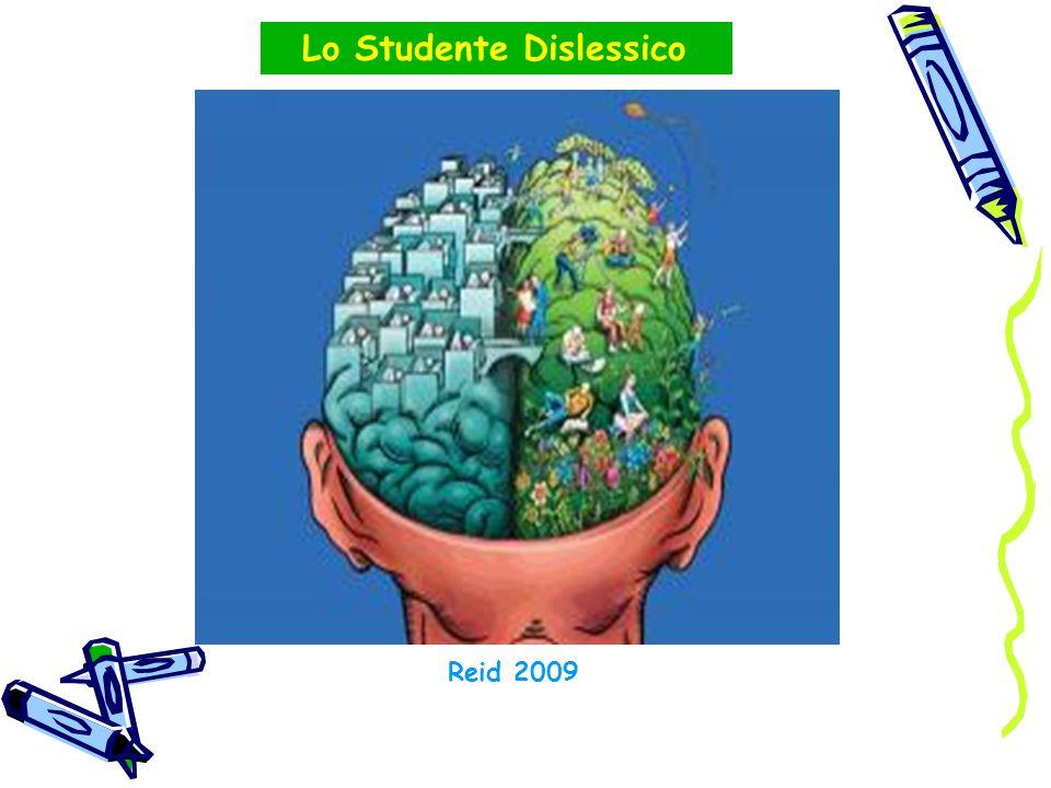 Lo Studente Dislessico Reid 2009
