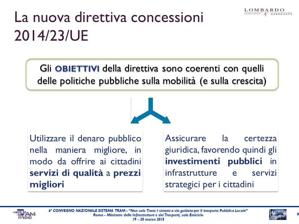 """6° CONVEGNO NAZIONALE SISTEMA TRAM - """"Non solo Tram: I sistemi a via guidata per il trasporto Pubblico Locale"""" Roma – Ministero delle Infrastrutture e"""