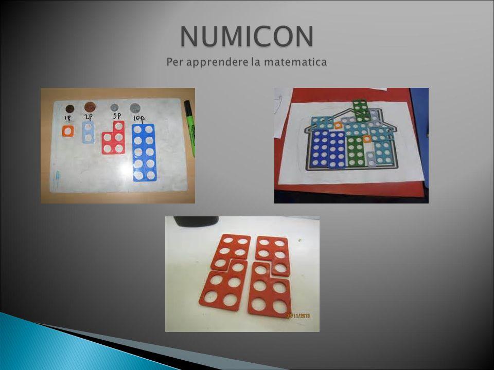 MATERIALI  - Bigliettini con le frazioni  - Scatole  - Numicon  - Bottoni