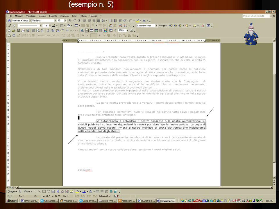 Le autorizzazioni, le conferme, i consensi e le prese d'atto vengono inviate a mezzo email sia al Cliente che all'intermediario, ma il sistema memorizza in remoto tutta la documentazione autorizzata da quel Cliente, che può essere stampata e messa a disposizione del richiedente in qualsiasi momento; I moduli inviati al Cliente e memorizzati in remoto, contengono una stringa di validazione corrispondente a gg/mm/aa/hh/mm/ss in cui il documento è stato inviato e l'indirizzo/i di posta elettronica del Cliente.