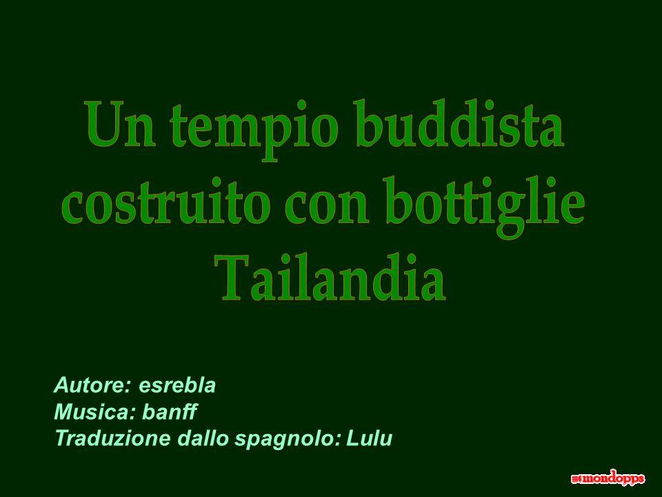 Autore: esrebla Musica: banff Traduzione dallo spagnolo: Lulu
