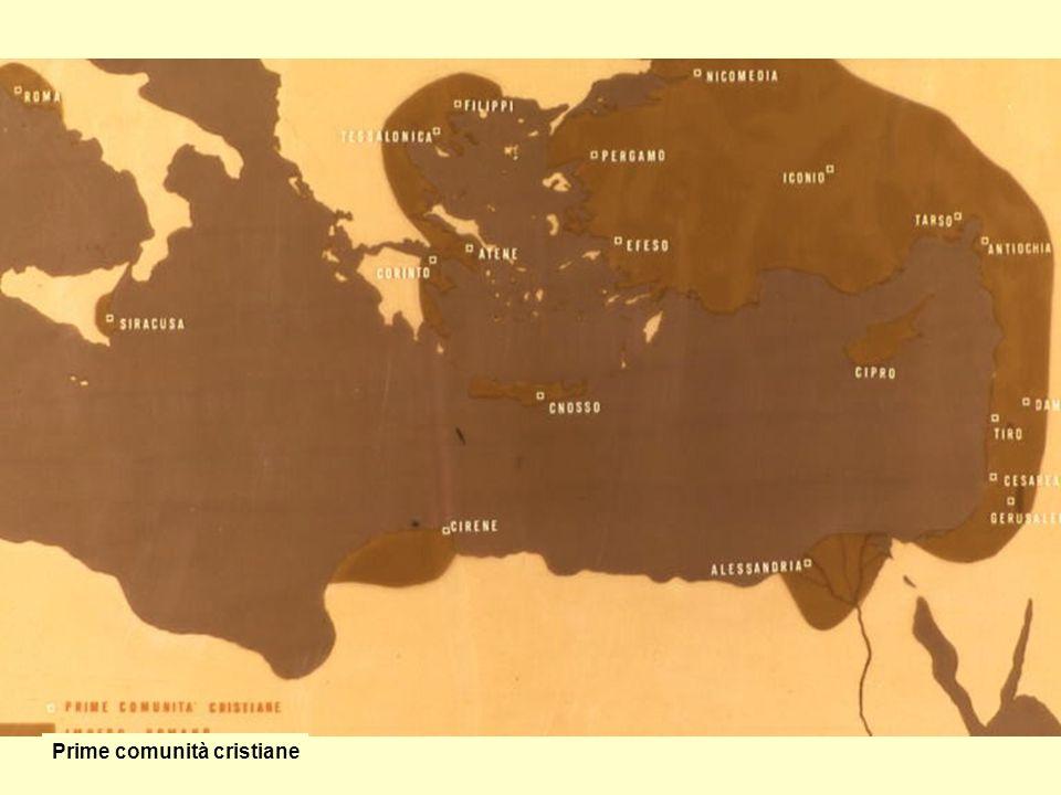 Prime comunità cristiane