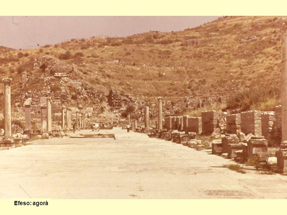 Efeso: agorà