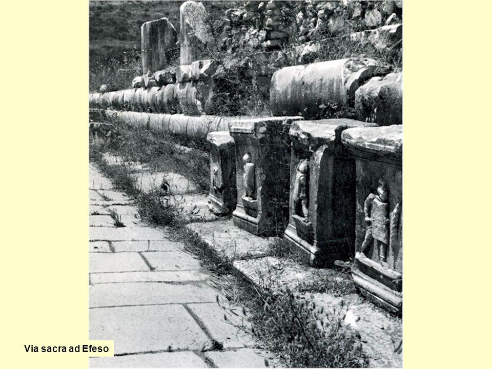 Via sacra ad Efeso