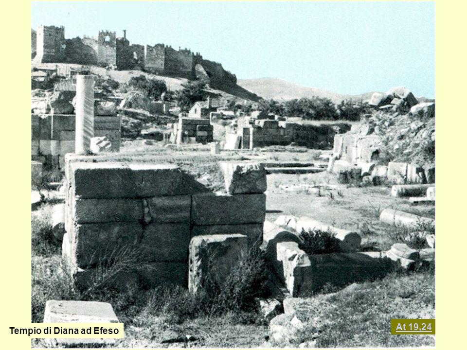 Tempio di Diana ad Efeso At 19,24