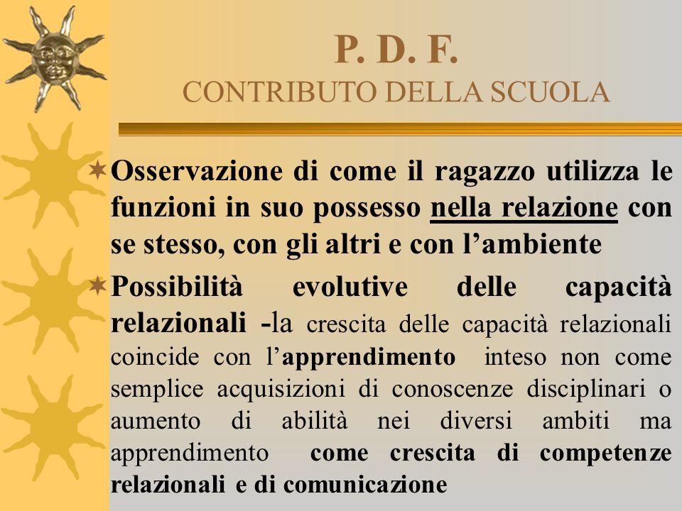COMUNICAZIONALE (esempio di stesura S.