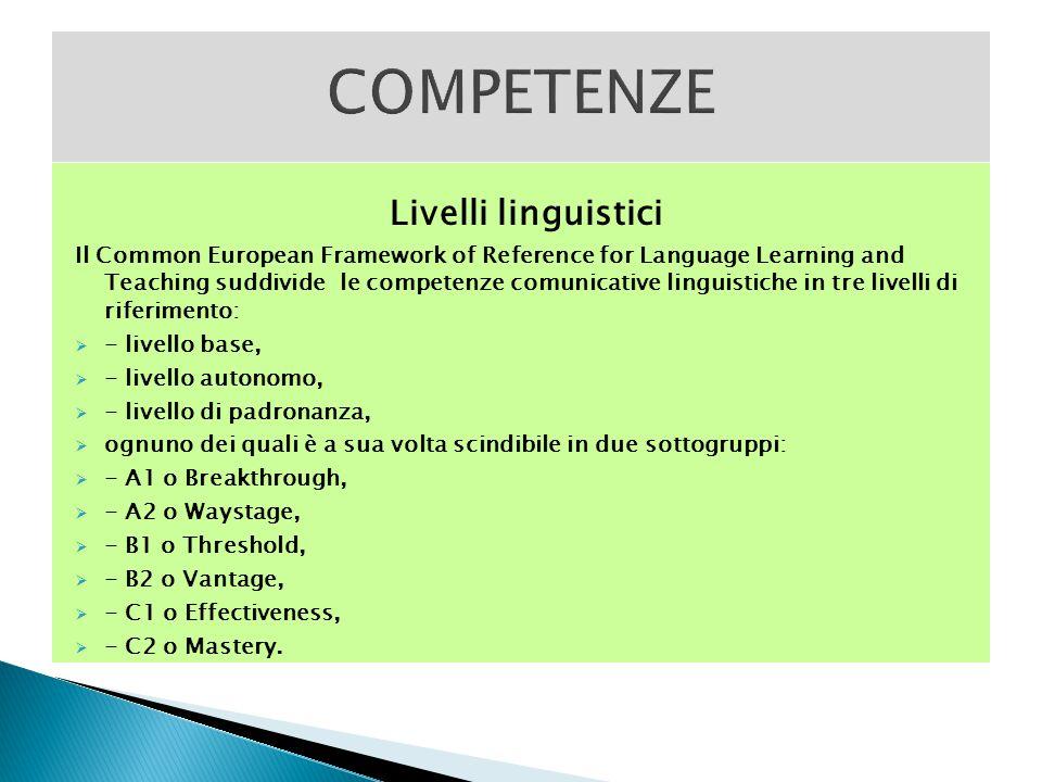  C1: E' in grado di comprendere un'ampia gamma di testi complessi e piuttosto lunghi e ne sa ricavare anche il significato implicito.