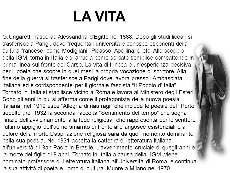 Nel 1951 la radio Italiana chiese agli scrittori più noti di presentarsi a una trasmissione in cui chiarire le ragioni della propria attività letteraria fingendo di intervistare se stessi.