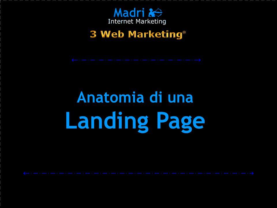 1 Anatomia di una Landing Page