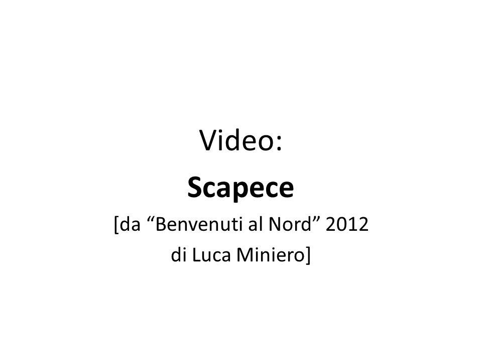 Video: Scapece [da Benvenuti al Nord 2012 di Luca Miniero]