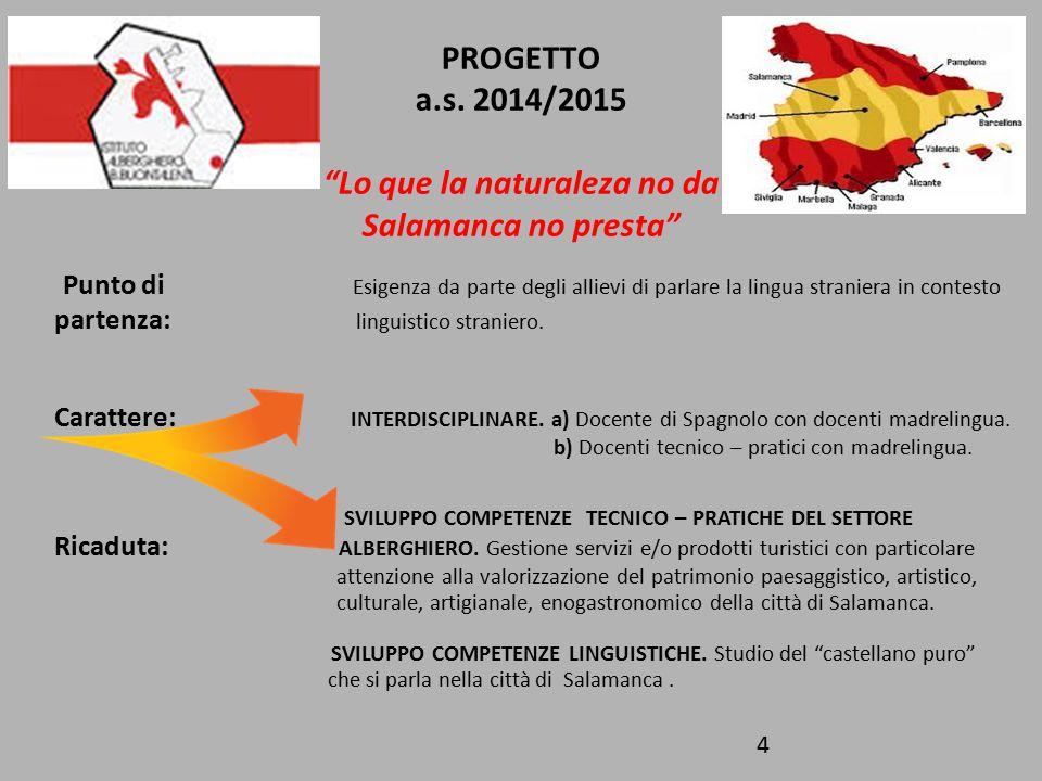 PROGETTO a.s.
