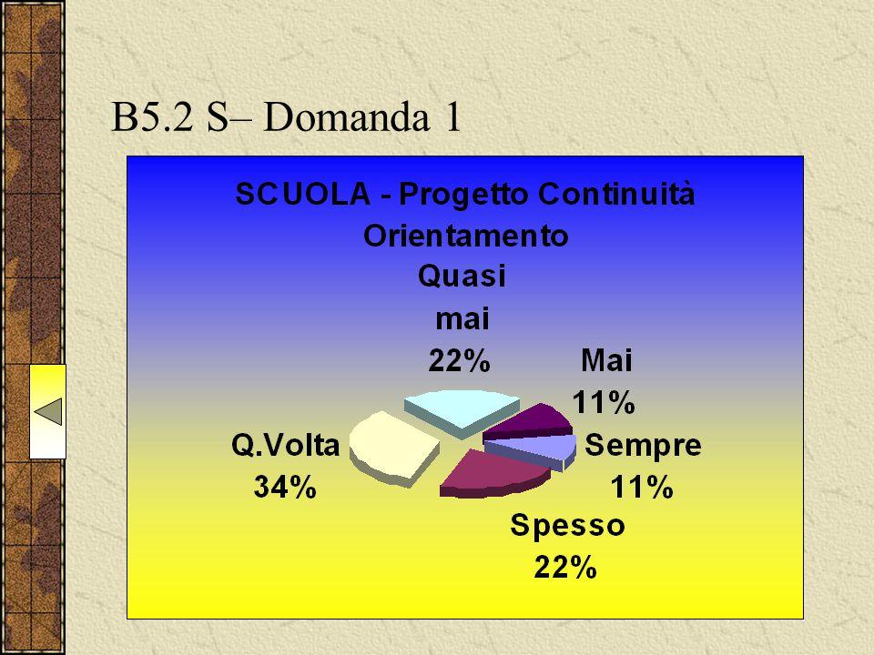 B5.2 S– Domanda 1