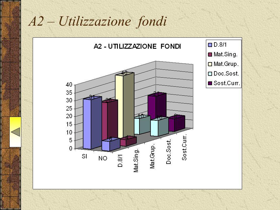 A2 – Utilizzazione fondi