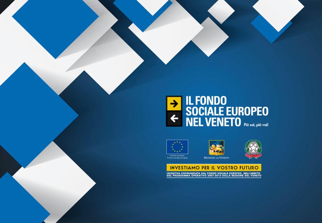 2 Verso il POR FSE 2014-2020 Il POR FSE Regione del Veneto 24 Giugno 2014 Regione del Veneto Assessorato istruzione, formazione e lavoro Dipartimento Formazione istruzione e Lavoro
