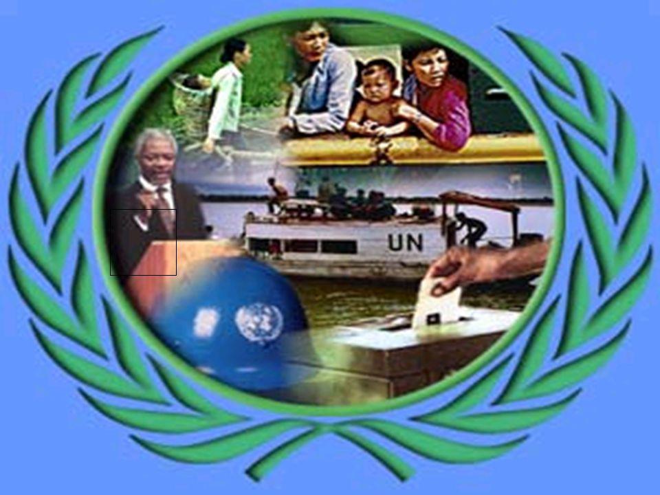 CONSIGLIO DI SICUREZZA zCompito principale: mantenimento della pace e della sicurezza internazionali.