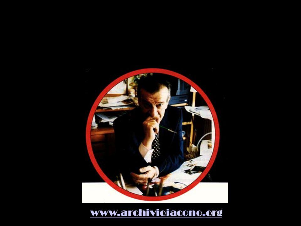Indice Chi è Carlo Jacono: L'uomo del Cerchio L'archivio Jacono Gli obiettivi Le opere Le attività attuali Le referenze I Clienti I Contatti