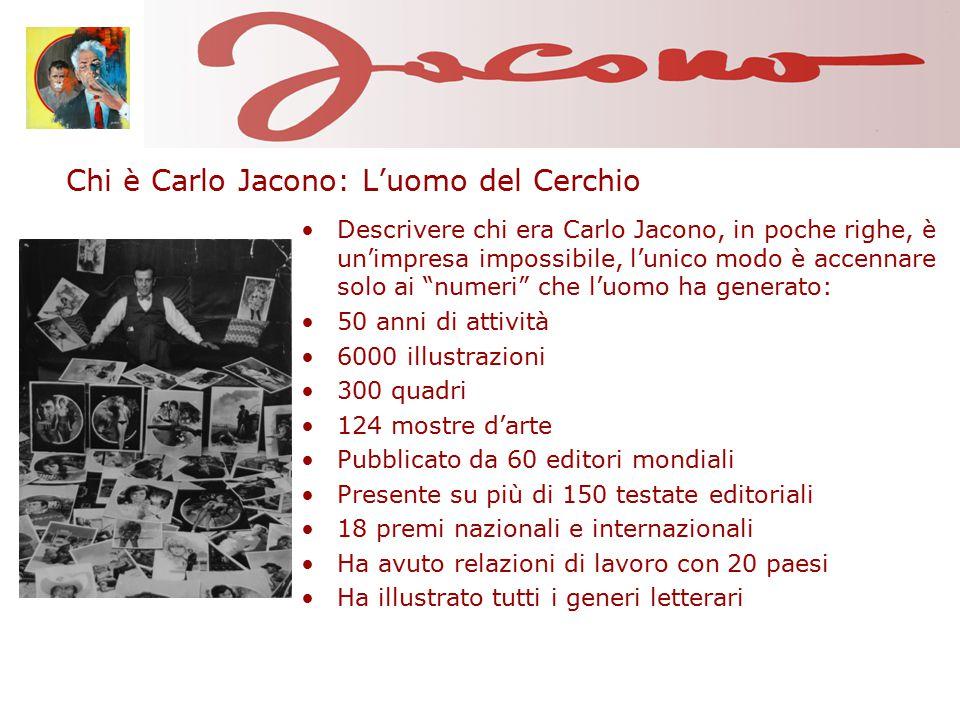 """Chi è Carlo Jacono: L'uomo del Cerchio Descrivere chi era Carlo Jacono, in poche righe, è un'impresa impossibile, l'unico modo è accennare solo ai """"nu"""