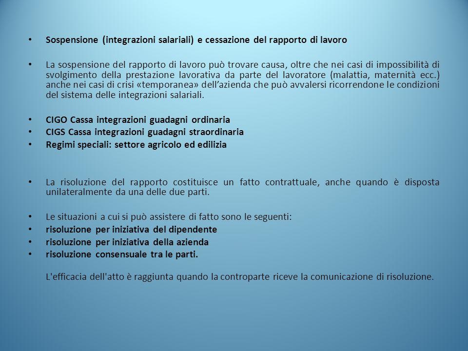 All'indennità di disoccupazione mini-ASpI si applica la stessa disciplina dell'indennità di disoccupazione ASpI per quanto attiene a: a.