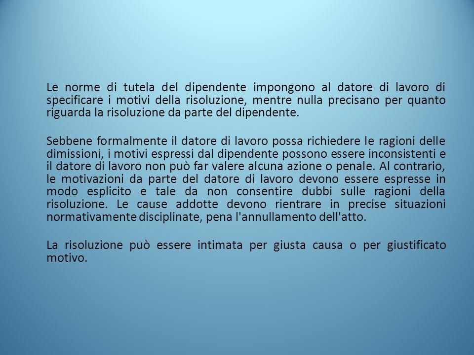 La tutela contro la disoccupazione Le integrazioni salariali L.