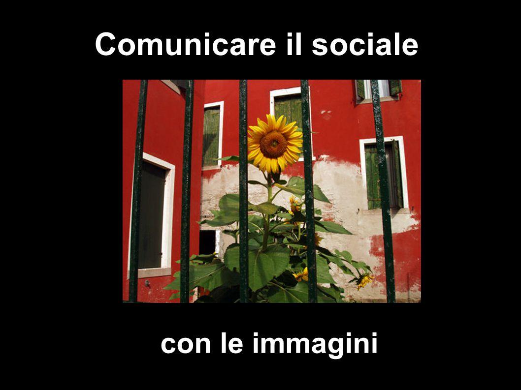 Comunicare il sociale con le immagini