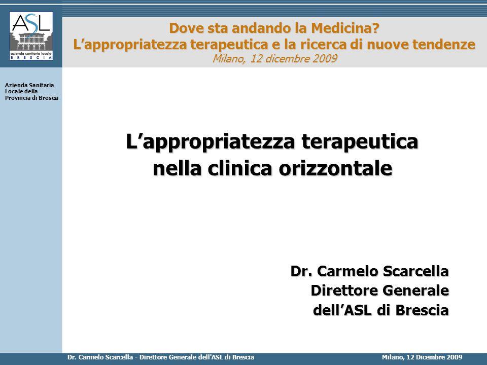 Azienda Sanitaria Locale della Provincia di Brescia Dr.