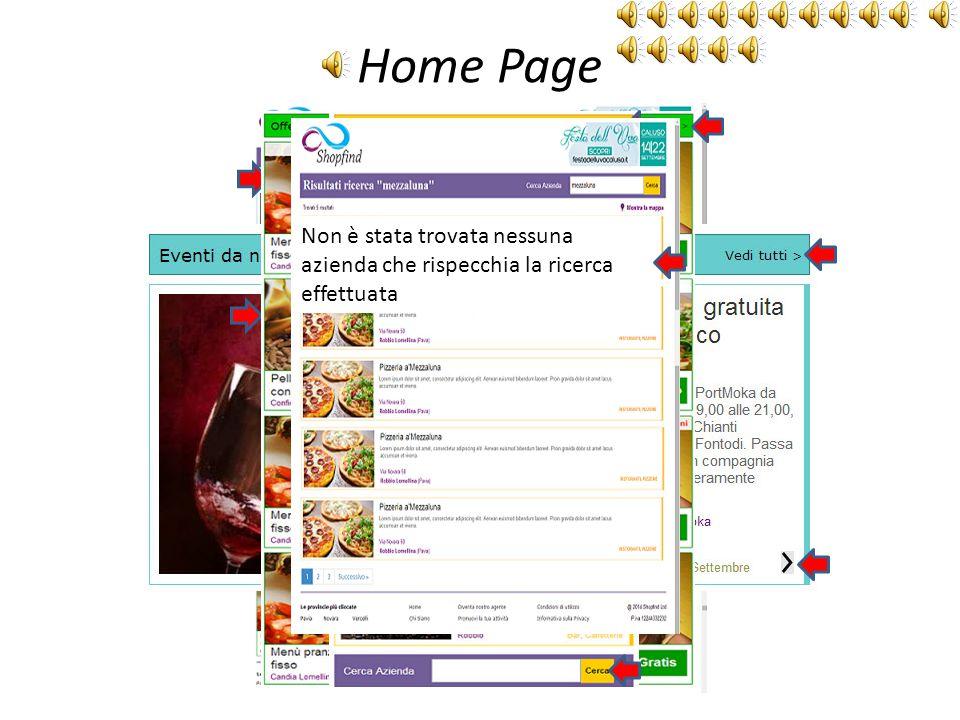 Home Page Non è stata trovata nessuna azienda che rispecchia la ricerca effettuata