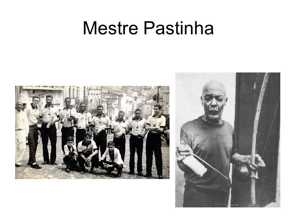 Mestre Pastinha